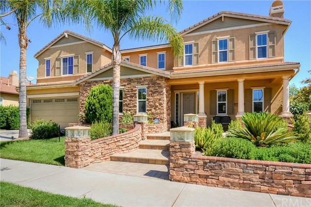 8458  Sunset Rose Drive, Corona, California