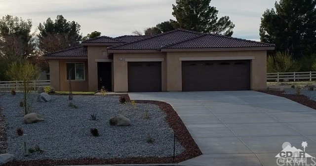 9921 Capiland Drive, Desert Hot Springs, CA 92240