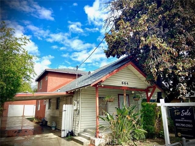 664 W 14th Street, San Bernardino, CA 92405