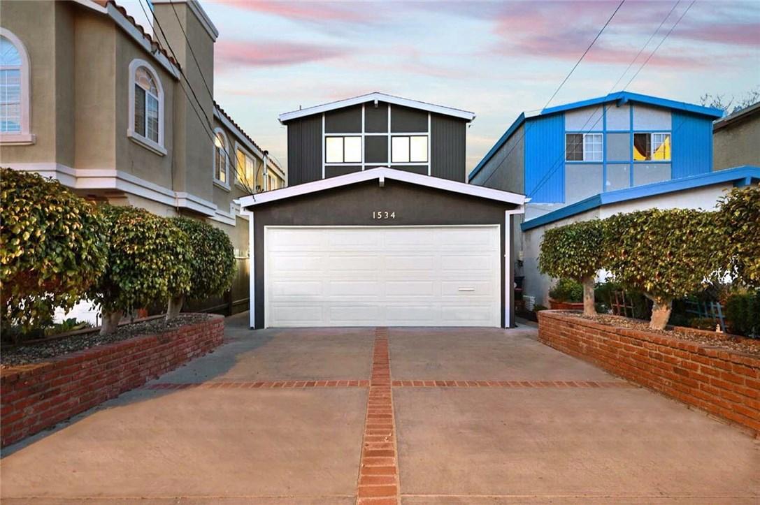 1534 Goodman Avenue, Redondo Beach, California 90278, 3 Bedrooms Bedrooms, ,2 BathroomsBathrooms,For Sale,Goodman,IV21011169