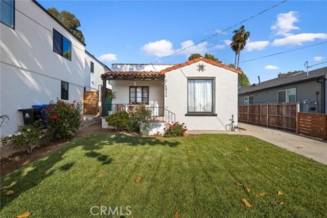 4824 La Roda Avenue, Eagle Rock, CA 90041