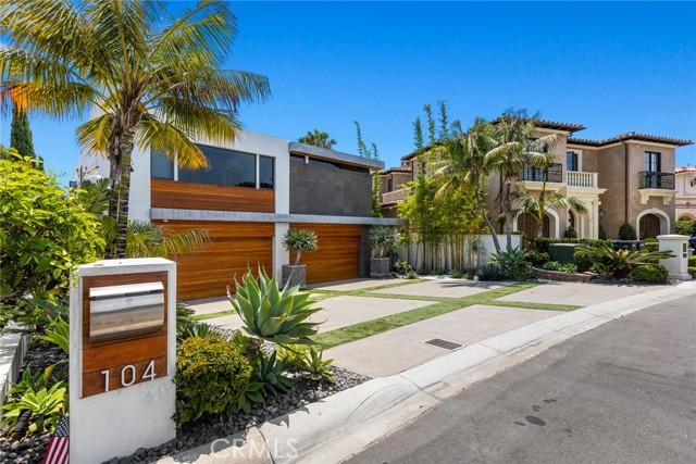 104 Kings Place, Newport Beach, CA 92663