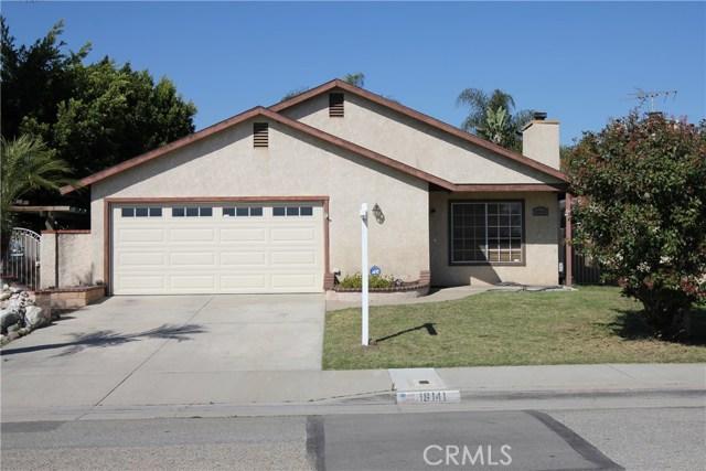 16141 Peppertree Lane, Irwindale, CA 91706
