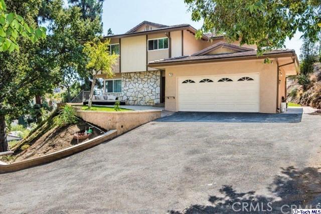 2123 Eastedge Drive, Glendale, CA 91206