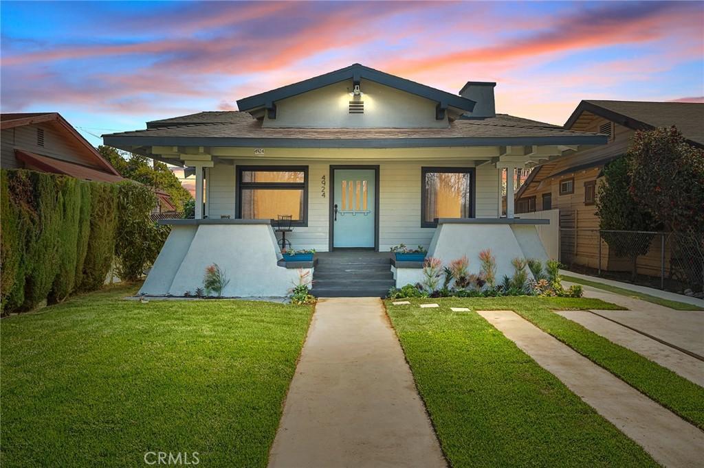 4924     Cimarron Street, Los Angeles CA 90062