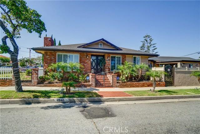 4545 W 140th Street, Hawthorne, CA 90250