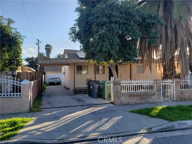 2128 E San Marcus Street, Compton, CA 90221