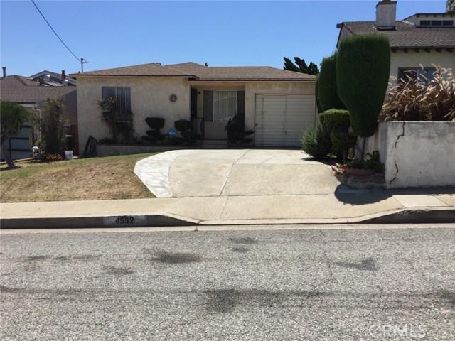 4532 W 131st Street, Hawthorne, CA 90250