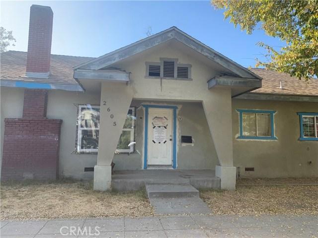 2605 N Van Ness Avenue, Fresno, CA 93704