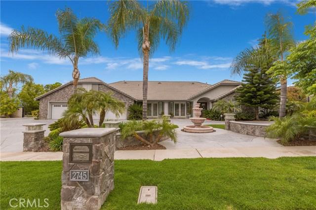 2745 Garretson Avenue, Corona, CA 92881