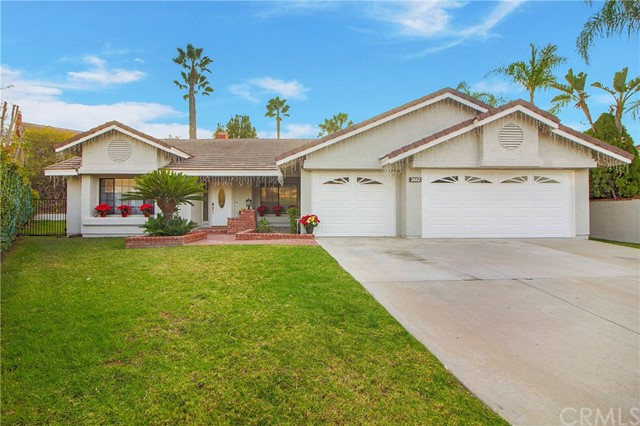 One of Single Story Orange Homes for Sale at 2662 N Vista Valley Road