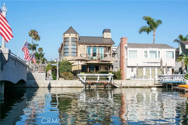 126 Grand Canal | Balboa Island - Little Island (BALL) | Newport Beach CA
