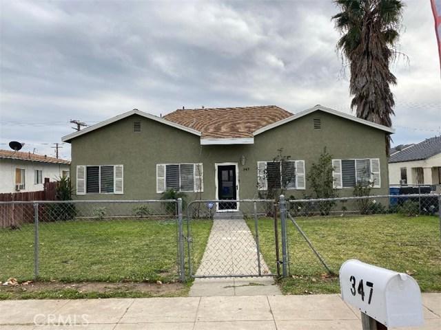347 W 23rd Street, San Bernardino, CA 92405