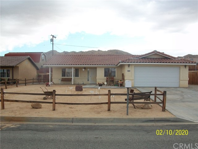 60249 Chesapeake Drive, Joshua Tree, CA 92252