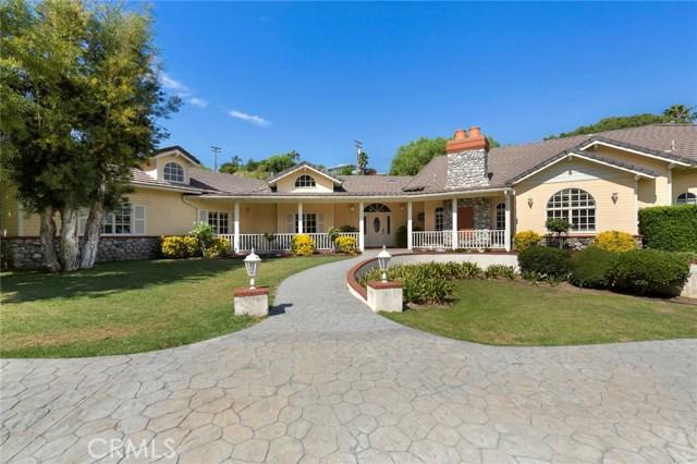 1225 Hiatt Street, La Habra Heights, CA 90631