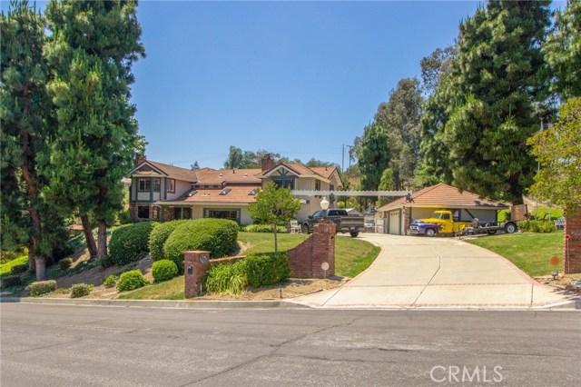 16112 Medlar Lane, Chino Hills, CA 91709