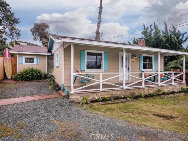 54 13th Street, Cayucos, CA 93430