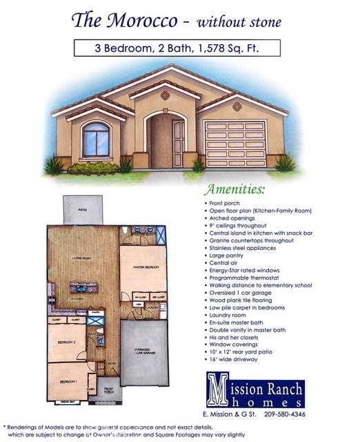 574 Cadiz Court, Merced, CA 95341