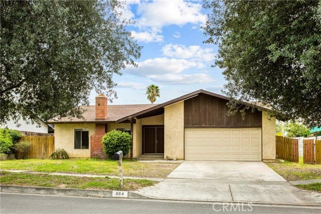 864 Frontier Avenue, Redlands, CA 92374