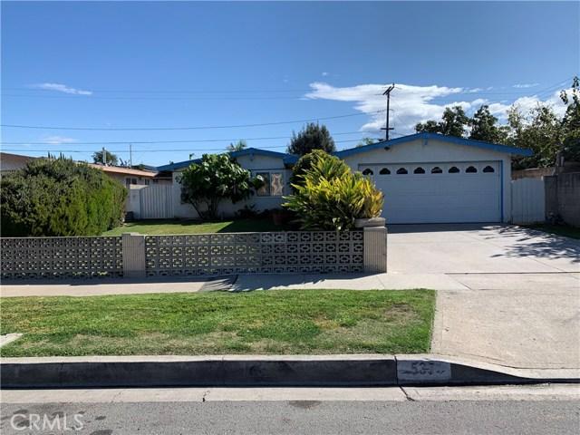 537 Nottingham Avenue, Santa Ana, CA 92703
