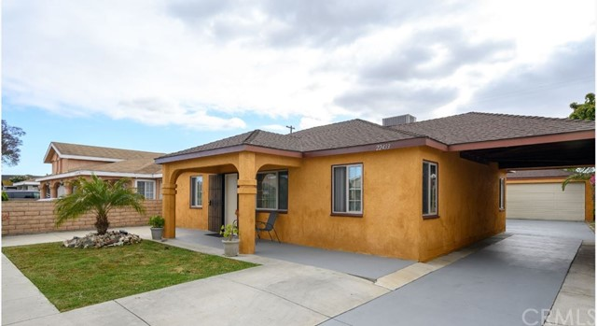 22433 Grace Avenue, Carson, CA 90745