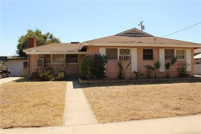2629 Spruce Street, San Bernardino, CA 92410