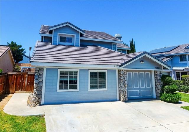 45241 Pickford Ave, Lancaster, CA 93534