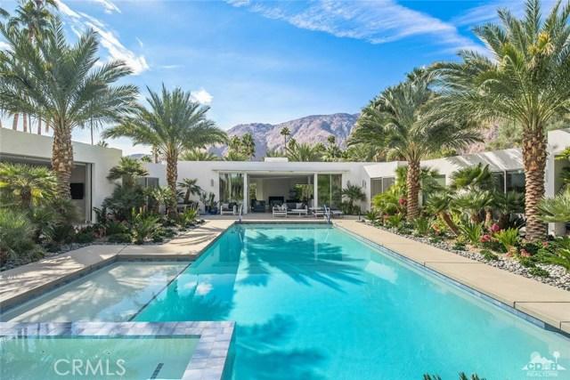 346 Vista Chino, Palm Springs, CA 92262