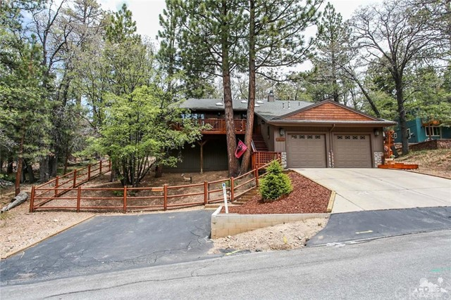 1672 Columbine Drive, Big Bear, CA 92314