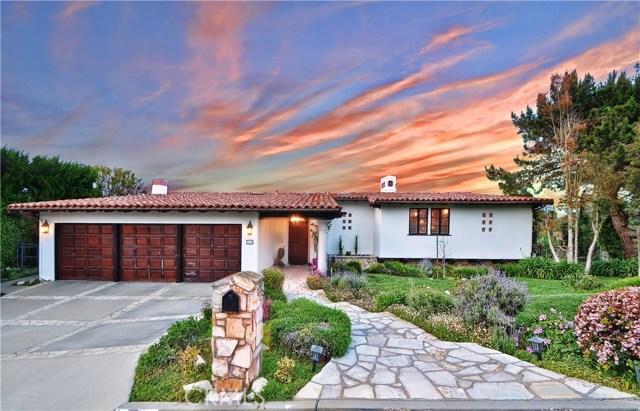 2035 Via Visalia, Palos Verdes Estates, California 90274, 5 Bedrooms Bedrooms, ,4 BathroomsBathrooms,For Sale,Via Visalia,PV17076720