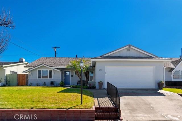 677 N Clinton Street, Orange, CA 92867