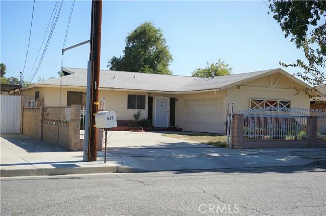 612 S Thompson Street, Hemet, CA 92543