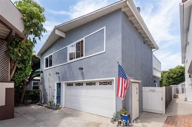 1723 Golden Avenue, Hermosa Beach, CA 90254