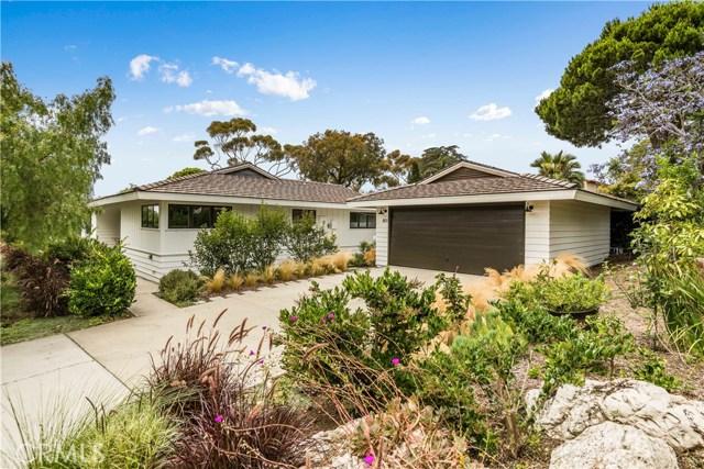 801 Via Coronel, Palos Verdes Estates, CA 90274