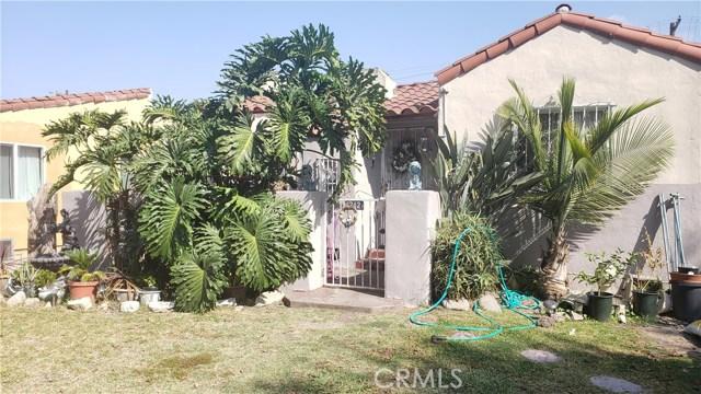 4242 7th Avenue, Los Angeles, CA 90008