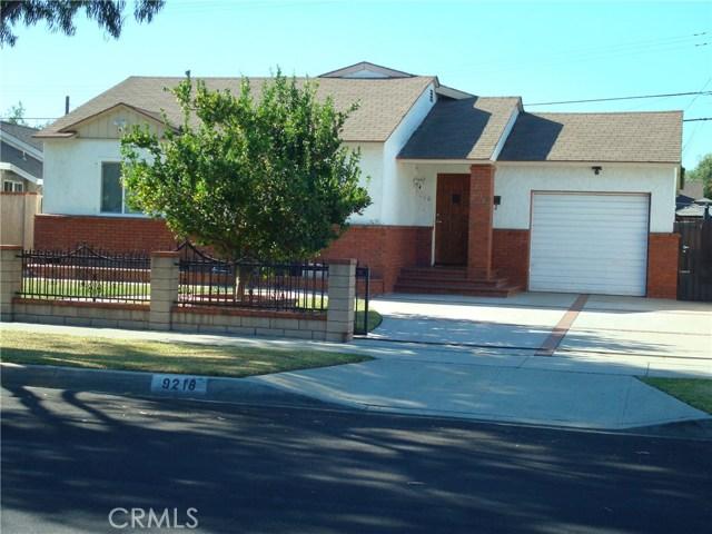 9218 Canford Street, Pico Rivera, CA 90660