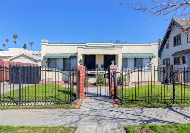1869 W 24th Street, Los Angeles, CA 90018