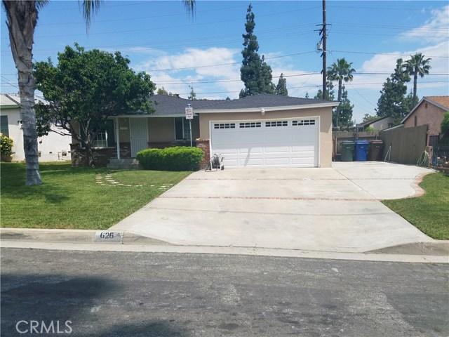 626 Ashcomb Drive, La Puente, CA 91744
