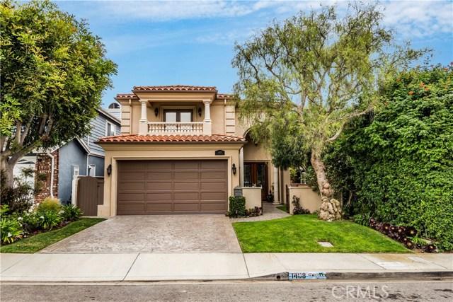 1408 Poinsettia Avenue, Manhattan Beach, California 90266, 4 Bedrooms Bedrooms, ,3 BathroomsBathrooms,For Sale,Poinsettia,SB19099741