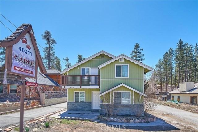 40211 Big Bear Boulevard, Big Bear, CA 92315