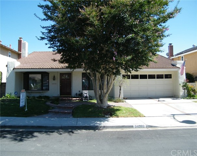 24392 Via Santa Clara, Mission Viejo, CA 92692
