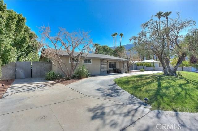 811 E Chia Road, Palm Springs, CA 92262