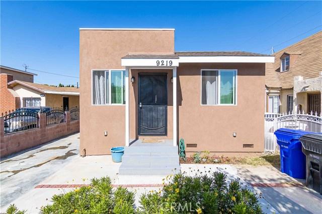 9219 Elizabeth Avenue, South Gate, CA 90280