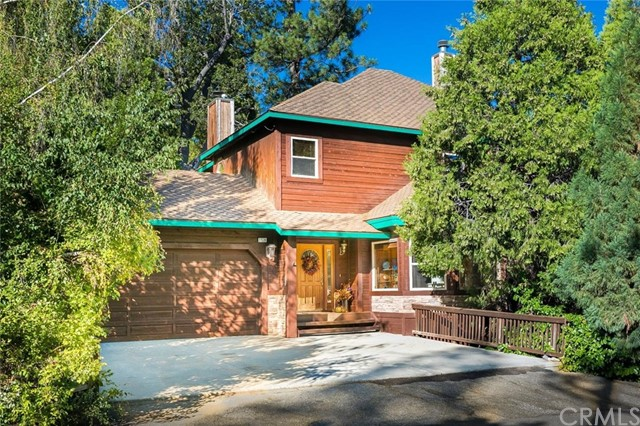 27536 High Knoll Road, Lake Arrowhead, CA 92352