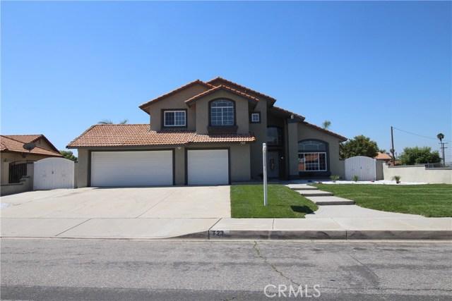 723 E Shamrock Street, Rialto, CA 92376