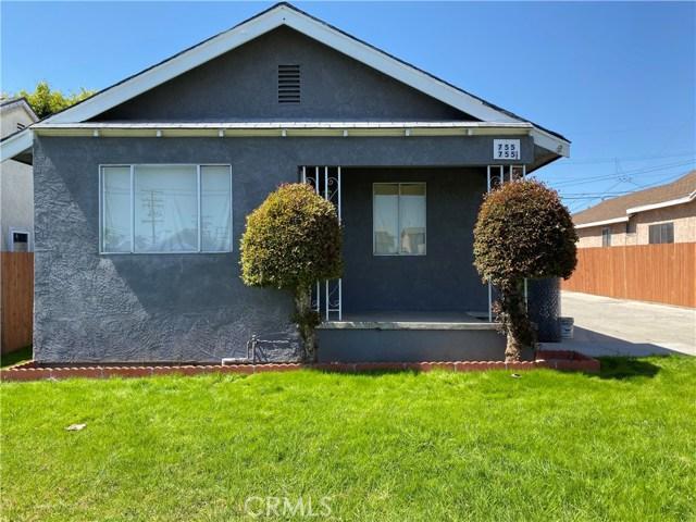 755 S Gerhart Avenue, East Los Angeles, CA 90022