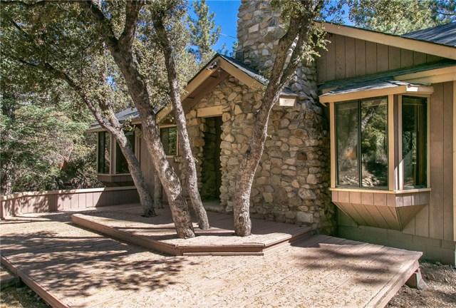 1744 Linden Drive, Pine Mtn Club, CA 93222