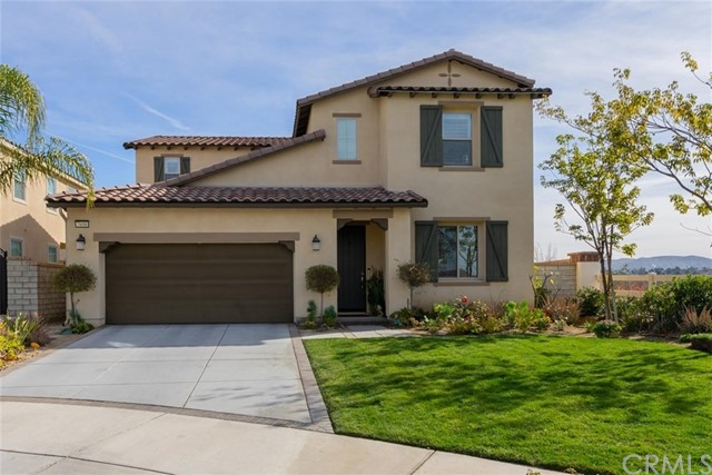7698 Casa De Maria Court, Eastvale, CA 92880