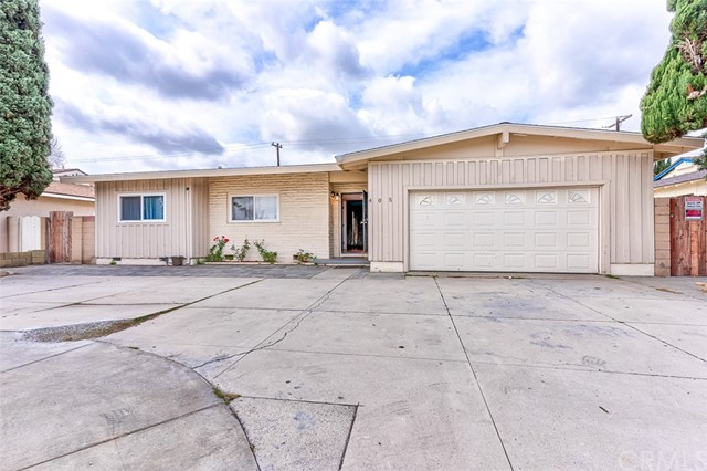 In Anaheim, Three Bedrooms, Two Baths With Bonus Room, This Home Is Equipped To Also Be Used As An Elderly Assisted Care Business,  Rare Opportunity at an affordable price,  Maintenance Free Backyard With Patio Cover, Some Fruit Trees,  Two Car Garage & Easy Access Front Yard Parking,