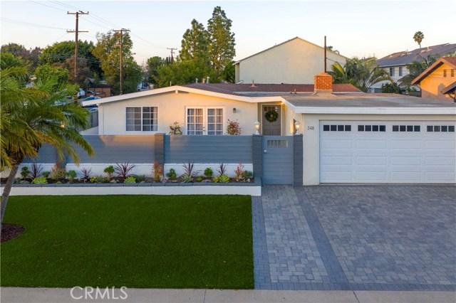 348 Hamilton Street, Costa Mesa, CA 92627
